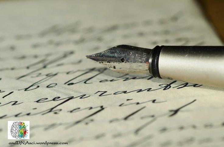 Drabble, Pen, Fountain Pen, Calligraphy, Write, Journal, Dairy, Paper, Ink