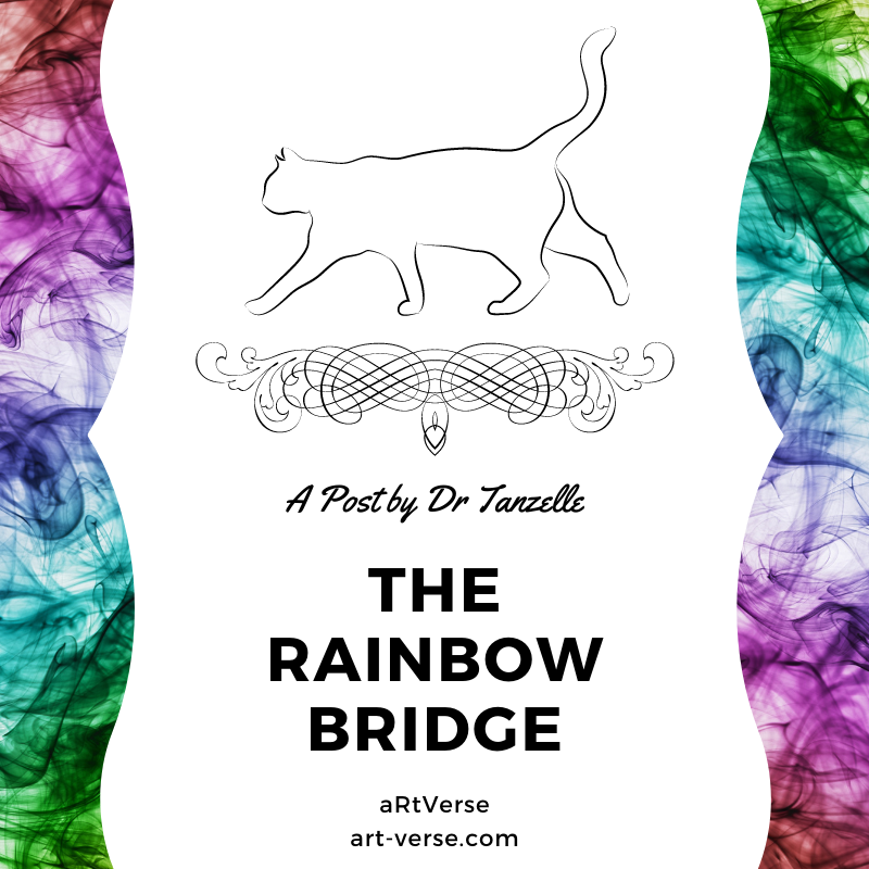 The Rainbow Bridge, artverse, art-verse.com,