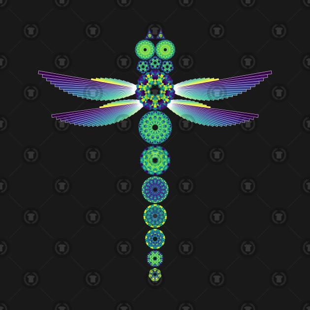 data art, math art, code art, data science, data analytics, R programming, dragonfly, data nerd, teepublic, fashion
