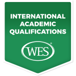 Tanzelle Oberholster, International Academic Qualifications, WES verified