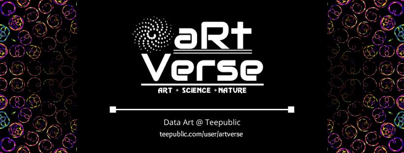 aRtVerse Dr Data Dr Tanzelle Data Art Graphic Art