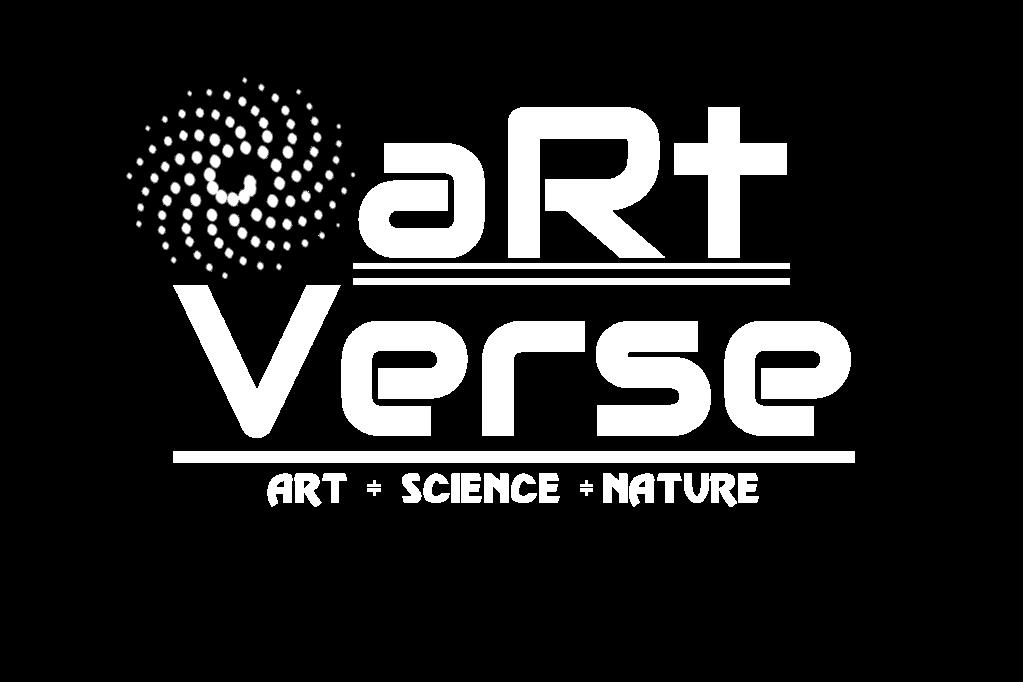 aRtVerse logo trans white